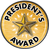 A OK Chem-Dry Presidents Award