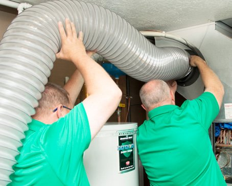 Chem -Dry Air Duct Cleaning Deep Clean